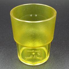 Gobelet jaune